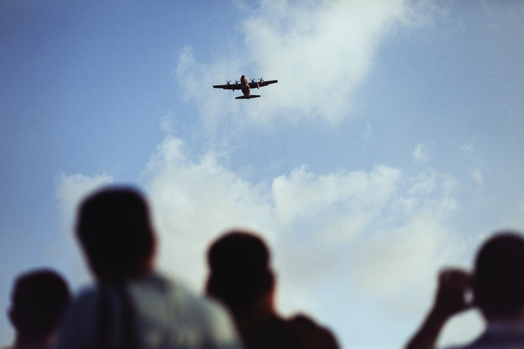My Turbulent Journey to Becoming a Planespotter
